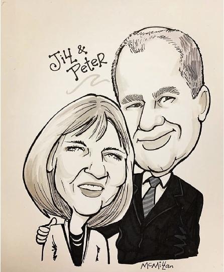 Jill & Peter