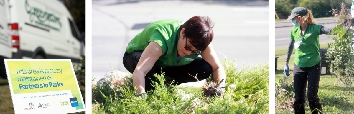 Greenjeans participating in Partners In Parks